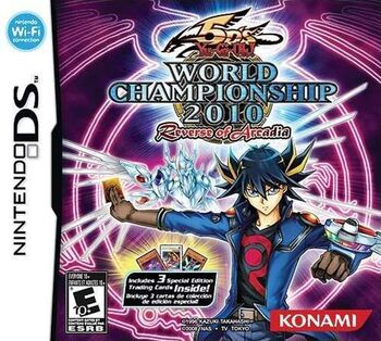 <i>Yu-Gi-Oh! 5D's World Championship 2010: Reverse of Arcadia</i>