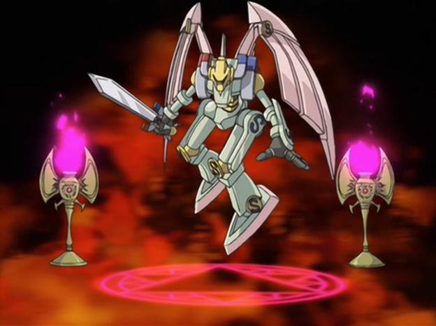 Valkyrion The Magna Warrior Anime
