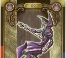 Dark Magician (Bandai Sealdass)