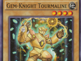 Gem-Knight Tourmaline