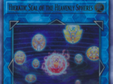 Hieratic Seal of the Heavenly Spheres