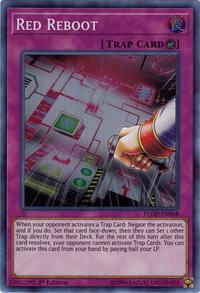 YuGiOh! TCG karta: Red Reboot