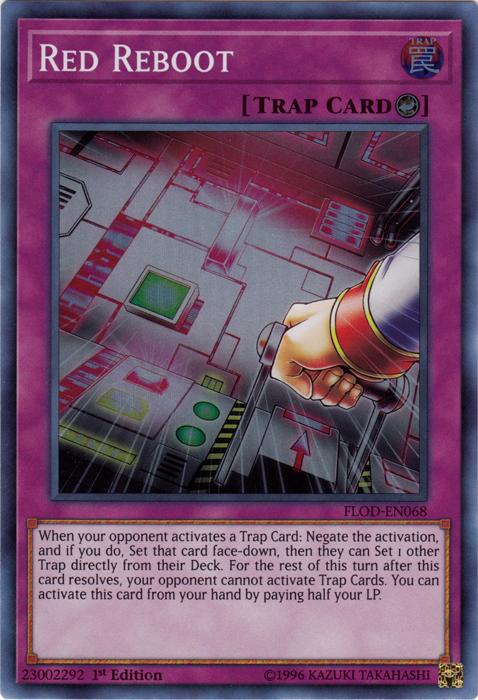 Red Reboot | Yu-Gi-Oh! | FANDOM powered by Wikia