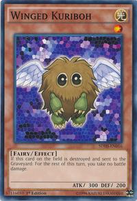 YuGiOh! TCG karta: Winged Kuriboh