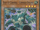 Boot-Up Corporal - Command Dynamo