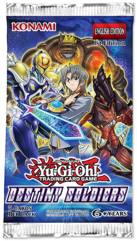 carte Yu-Gi-Oh DESO-FR013 Soldat Dragon De Lultime Destin/ée