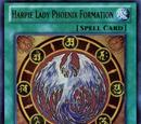 Harpie Lady Phoenix Formation