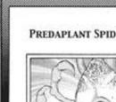 Predaplant Spider Orchid (manga)