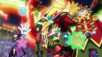 Yu-Gi-Oh! ARC-V - Episode 053