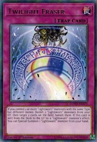 YuGiOh! TCG karta: Twilight Eraser