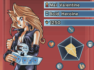 Mai Valentine-WC08