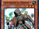 Temperance of Prophecy