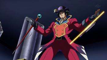 Yu-Gi-Oh! ARC-V - Episode 132