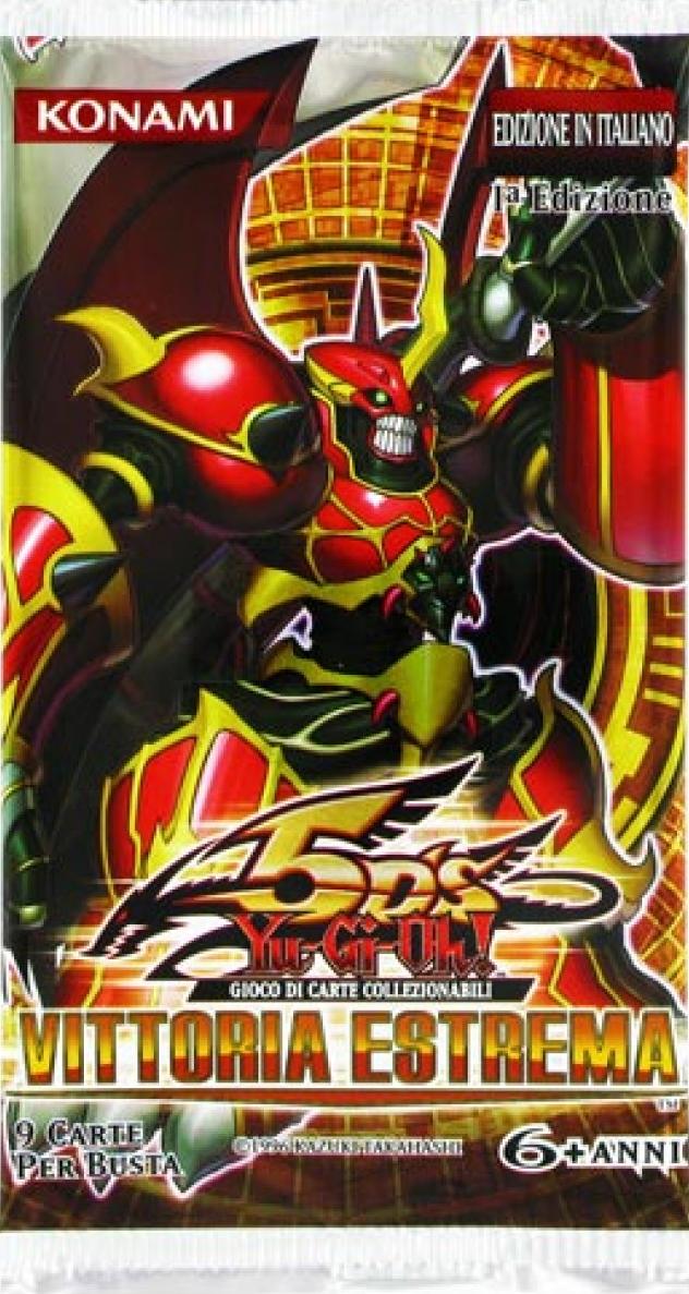 YU-GI-OH Gerümpeldiener Rare EXVC-DE001