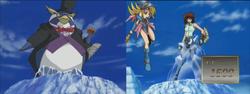 Frozen duel