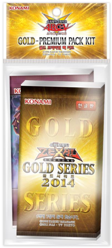Gold - Premium Pack Kit