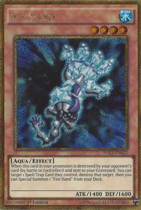 YuGiOh! TCG karta: Ice Hand