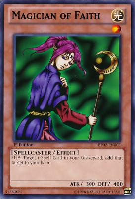Magician of Faith BP02