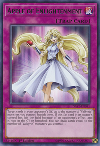 YuGiOh! TCG karta: Apple of Enlightenment