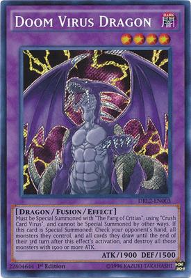 Doom Virus Dragon DRL2
