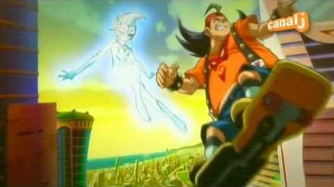 Yu-Gi-Oh! Zexal - Opening FR