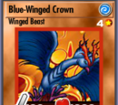 Blue-Winged Crown (BAM)