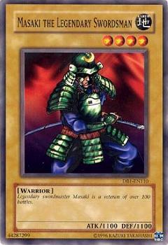 Masaki the Legendary Swordsman DB1