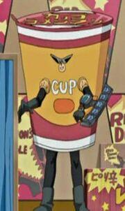Cup Ramen Man