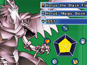 Horus the Black Flame Dragon LV8-WC09