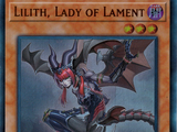 Lilith, Lady of Lament
