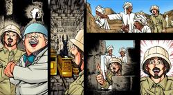 Yoshimori and Kanekura's excavation
