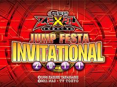 Jump Festa Invitational 2011 promotional cards