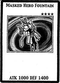 MaskedHEROFountain-EN-Manga-GX