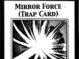 Mirror Force (manga)