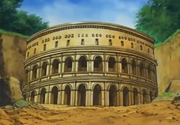 Tania's coliseum