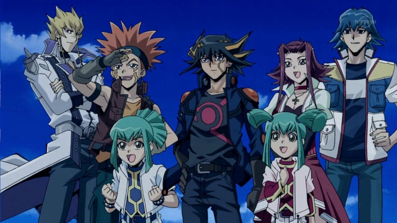 Team 5Ds  YuGiOh  FANDOM powered by Wikia