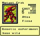 Mutant Crab