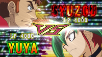 Shuzo VS Yuya