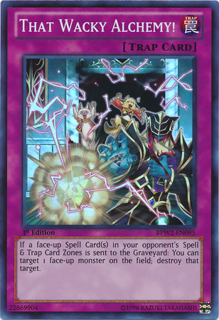 That Wacky Alchemy Yu Gi Oh Fandom Powered By Wikia