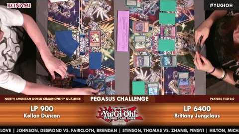 Yu-Gi-Oh! 2015 North American WCQ - Ultimate Pegasus Challenge