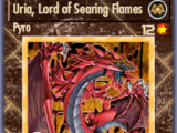 Uria, Lord of Searing Flames (BAM)