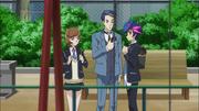 Akira meets Yusaku the Playmaker