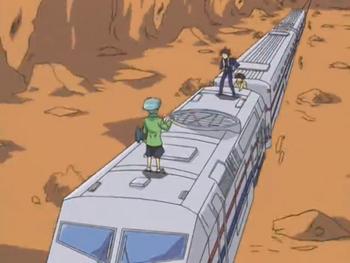 Yu-Gi-Oh! - Episode 160