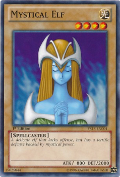 Mystical Elf YS13