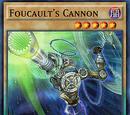 Foucault's Cannon
