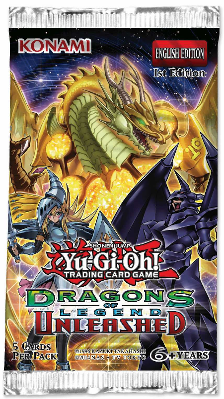 Ultra Rare by Yu-Gi-Oh! - Dragons of Legend: Unleashed Yu-Gi-Oh! The Eye of Timaeus 1st Edition DRL3-EN045
