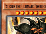 Exodius the Ultimate Forbidden Lord