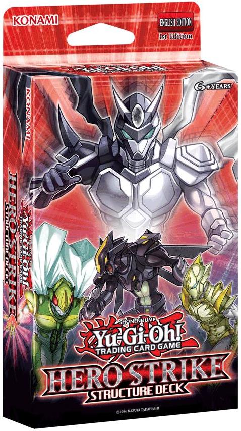 NO BOX Yugioh Link Strike Starter Deck 1st Edition