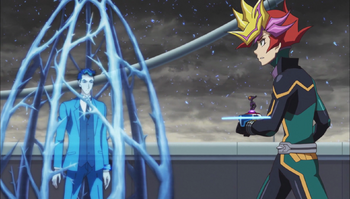 Yu-Gi-Oh! VRAINS - Episode 036