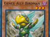 Genex Ally Birdman